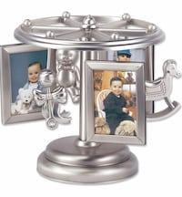 Lawrence Frames Baby Frame-Go-Round Multi 2x3 Picture Frame