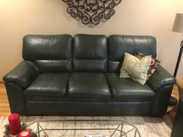 High quality leather furniture