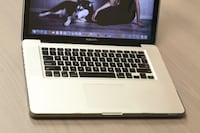 "Macbook Pro 15"" Mid 2009 / 240 SSD / Fast Laptop / Great battery Vancouver"