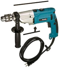 blue and black Makita corded power drill Baltimore, 21214