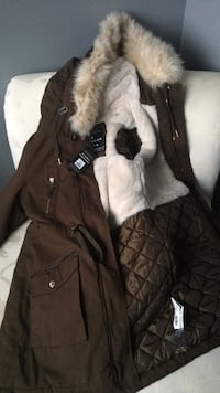New never warn winter jacket  LG Toronto, M6G