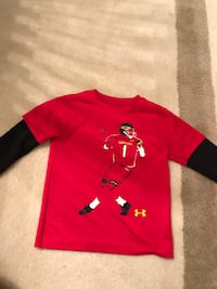 Under Armour Maryland Terps boys shirt Rockville, 20852