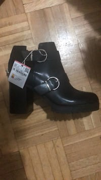 Pull and bear ankle boots, never worn, size 39 6118 km
