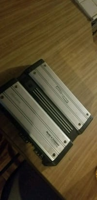 black and gray power amplifier Pontiac, 48340