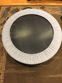 round white and black trampoline Vaughan, L6A 1E8