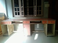 brown and white wooden desk Bharuch, 392001