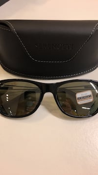 Serengeti sunglasses 8195 polarized photochromatic glass lenses brand new in case  Toronto, M2M 4G3