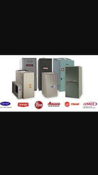 Furnace and AC Repair and installation Brampton, L7A 2N2