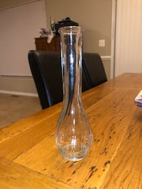 Small glass vase Dumfries, 22025
