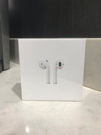 Apple AirPods with WIRELESS Charging case (latest model Sept. 2019) *$200 RETAIL