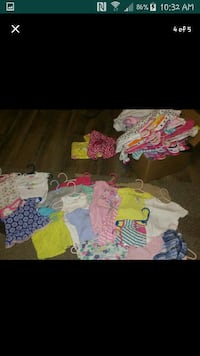 Baby girl clothes Greenville, 29607