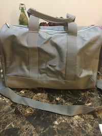 gray and brown leather tote bag New Orleans, 70130