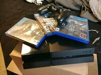 Ps4 with 3 games Tampa, 33605