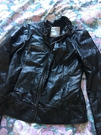 Faux leather jacket 768 mi