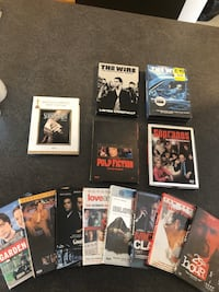 ASSORTMENT OF DVD CLASSICS !