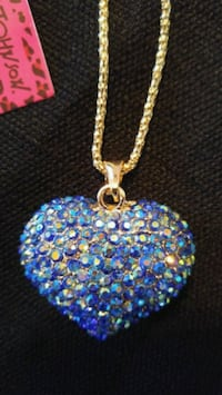 Nwt Betsey Johnson Necklace Lubbock, 79412