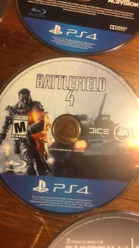 Sony PS4 Battlefield 4 McKinney, 75070