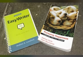 Easy Writer & Pursuing Happiness
