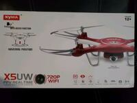 Syma Quadcopter. 720p WIFI