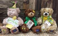 4 collectible Boyds Bears with tags Laureldale, 19605
