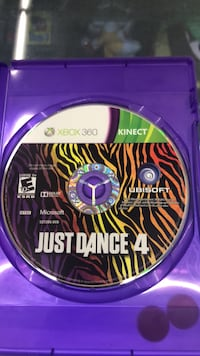 Just Dance 4 - Xbox 360 San Bernardino, 92410