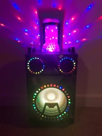 Bluetooth speaker  karaoke   Falls Church, 22042