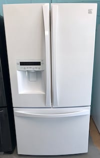 Kenmore 3 door fridge  Reisterstown, 21136