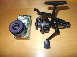 Trout size fishing reel Mitchell Full Control 3530 France