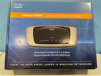 Linksys E2000 Router Lutherville Timonium, 21093