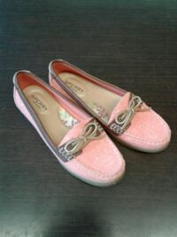 SPERRY TOPSIDER shoes 6 1/2 Nanaimo, V9R 2T2
