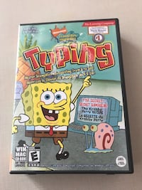 Typing with spongebob Whitchurch-Stouffville, L4A 7W3