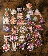 Galaxy Themed Stickers in Various Styles Covina, 91723