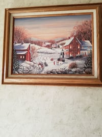 Canvas painting Hagerstown, 21740