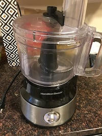 Hamilton Beach Elemental food processor