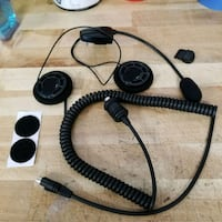 Harley communication headset,never used Bristow, 20136