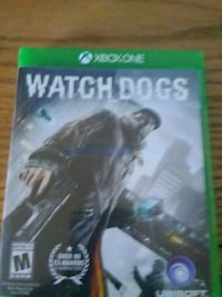 Watch Dogs Xbox One game case Rio Rancho, 87124