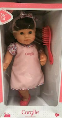 Coralle collectable doll in mint condition for only $80 Toronto, M4A 1A4