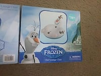 Disney Frozen Olaf inflatable chairs (2) Bear, 19701