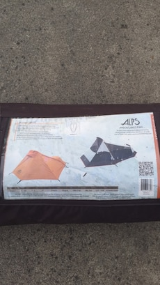 Alps Mountaineering 2 person tent