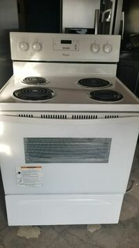 Whirlpool Coil Top Stove  Linwood, 27299