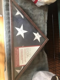 Memorial Flag Case Hedgesville, 25427