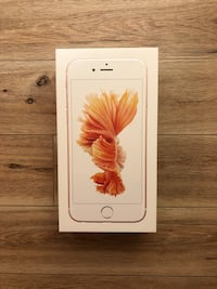UNLOCKED iPhone 6S 64G Rose Gold