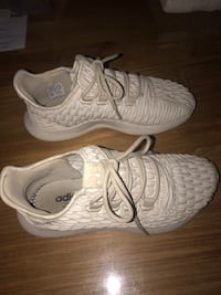 paire de baskets basses Adidas blanches Orsay, 91400
