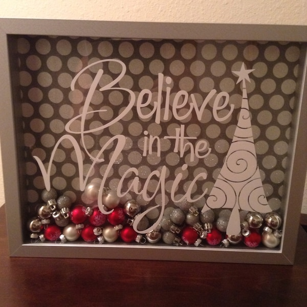 Used Holiday Shadow Box Decoration For Sale In Fargo Letgo Stunning How To Decorate Shadow Boxes