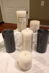 Restoration Hardware candles