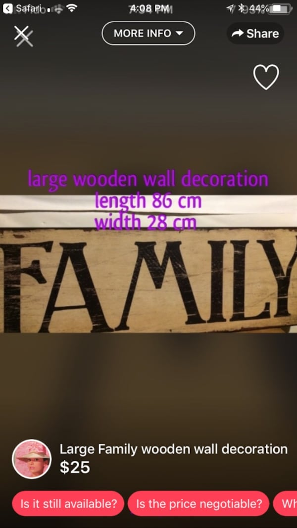 Family wall decoration 7913be9d-d464-44e8-8362-d46f1a6c2571