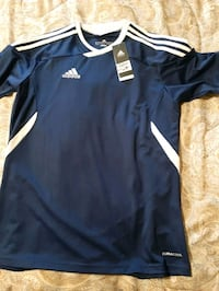Selling brand new Adidas tops size small  with tags on it