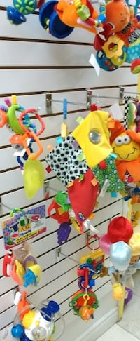 (39D) Kids' toys from $4 Toronto