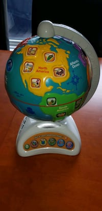 Vtech spin and learn adventure globe  King City, L7B