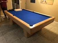 8' Pool Table Boca Raton, 33428